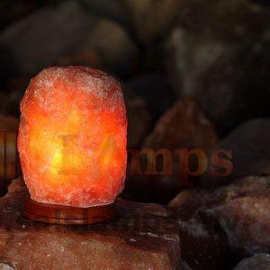 Mazā sāls lampa