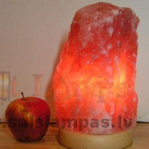 Milzīga sāls lampa