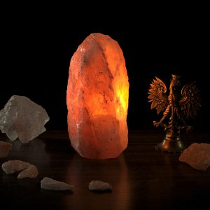 Sāls lampa Kristāls