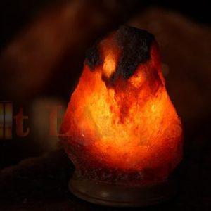 Маленькая солевая лампа