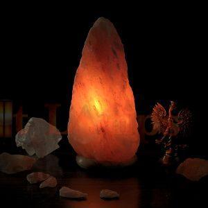 Крупная солевая лампа